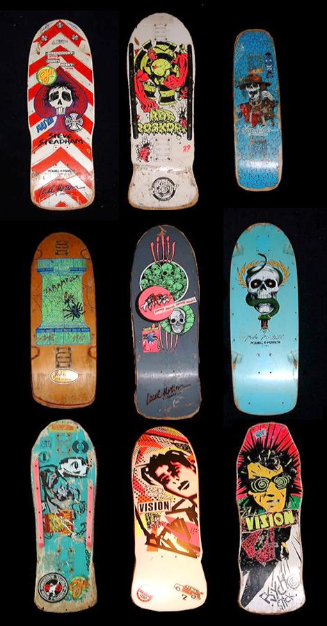 80s decks